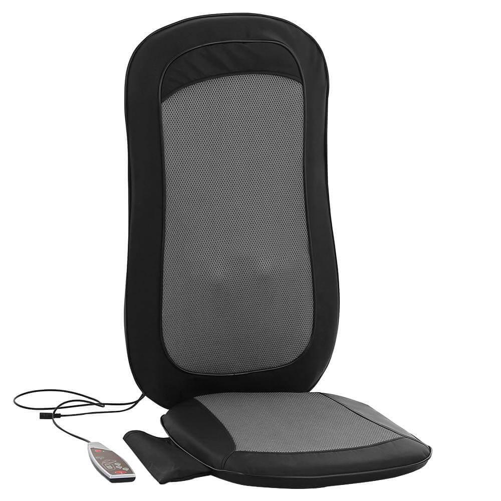 Массажная накидка на кресло массажер для спины Antistress