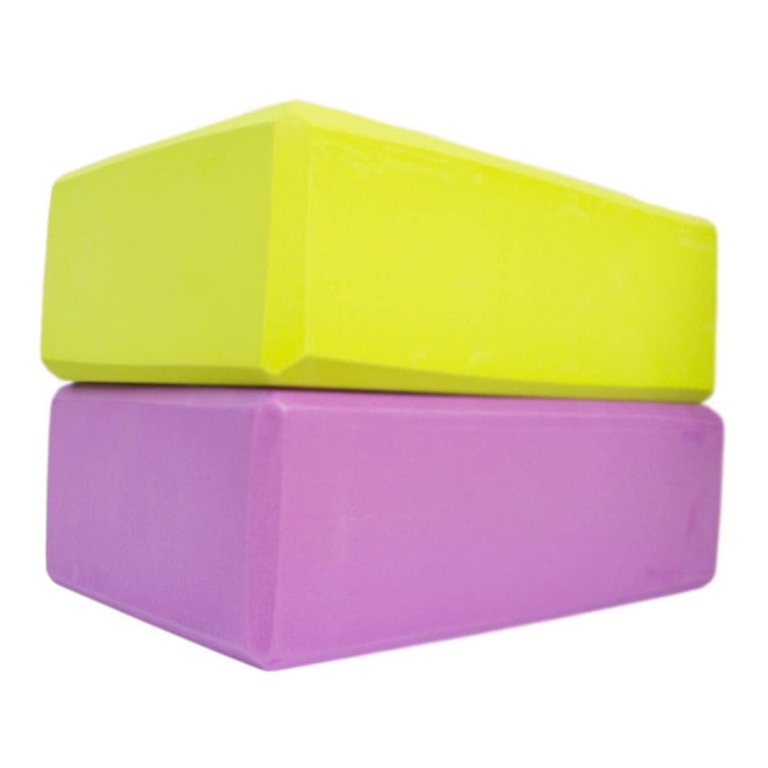 Eva Set набор блоков для йоги