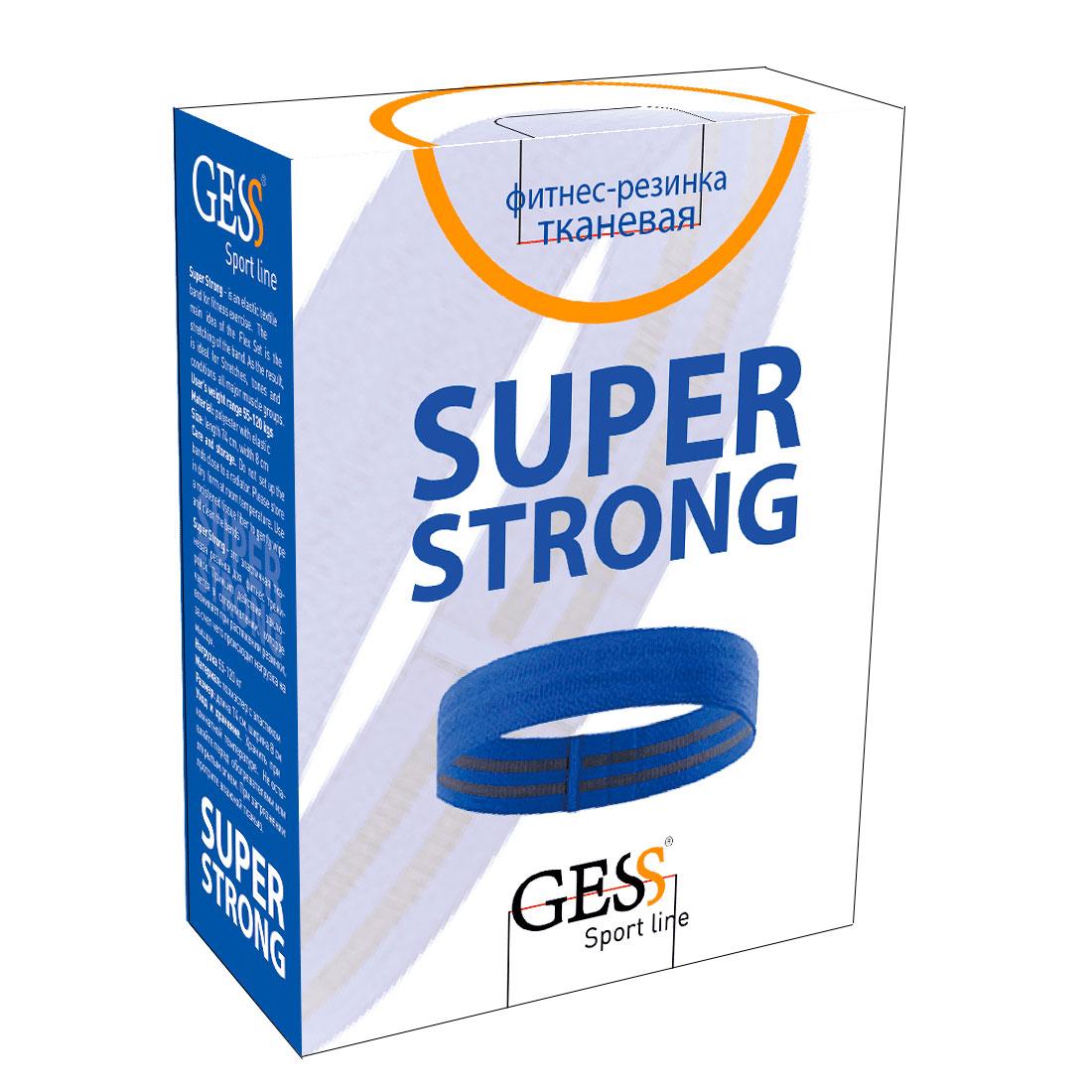Super Strong тканевая фитнес-резинка