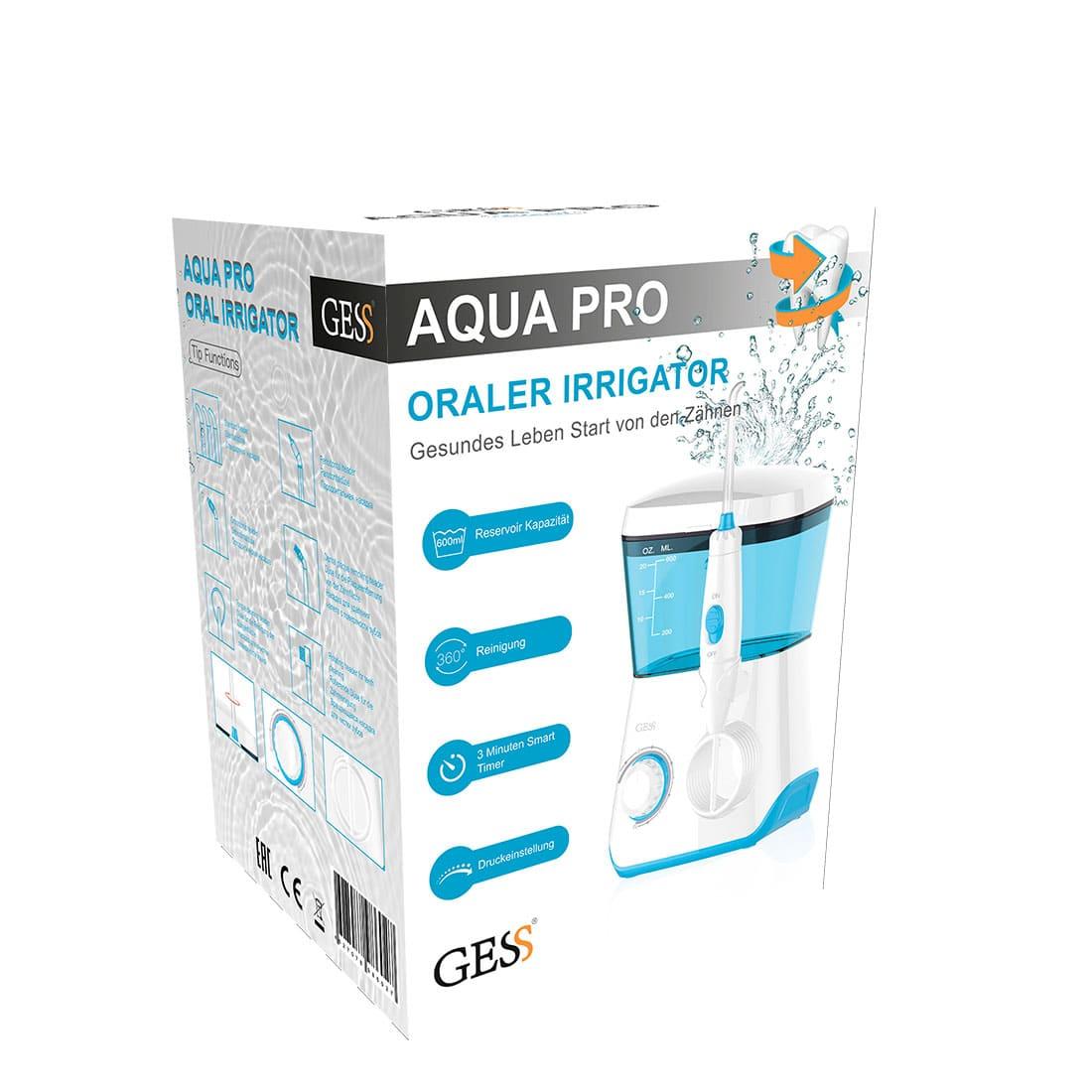 Aqua Pro ирригатор полости рта
