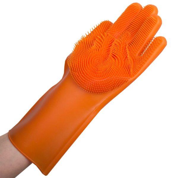 Body SPA массажные перчатки