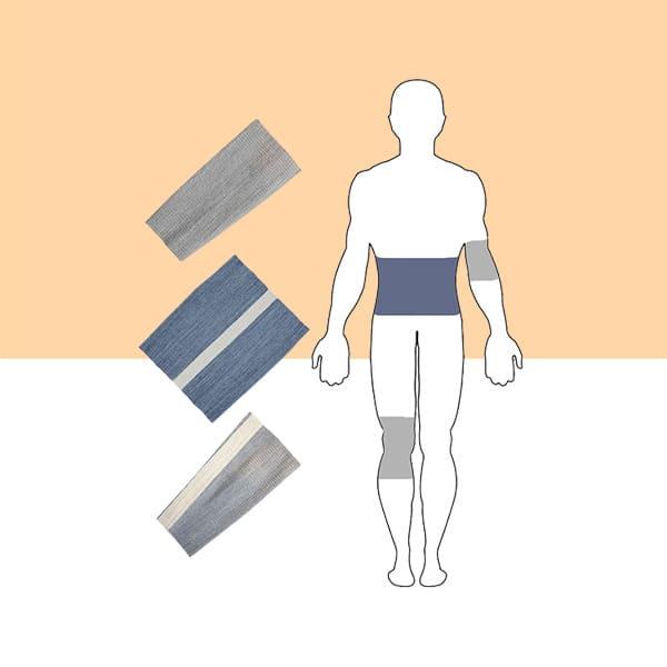 Бандажи и ортопедическая продукция