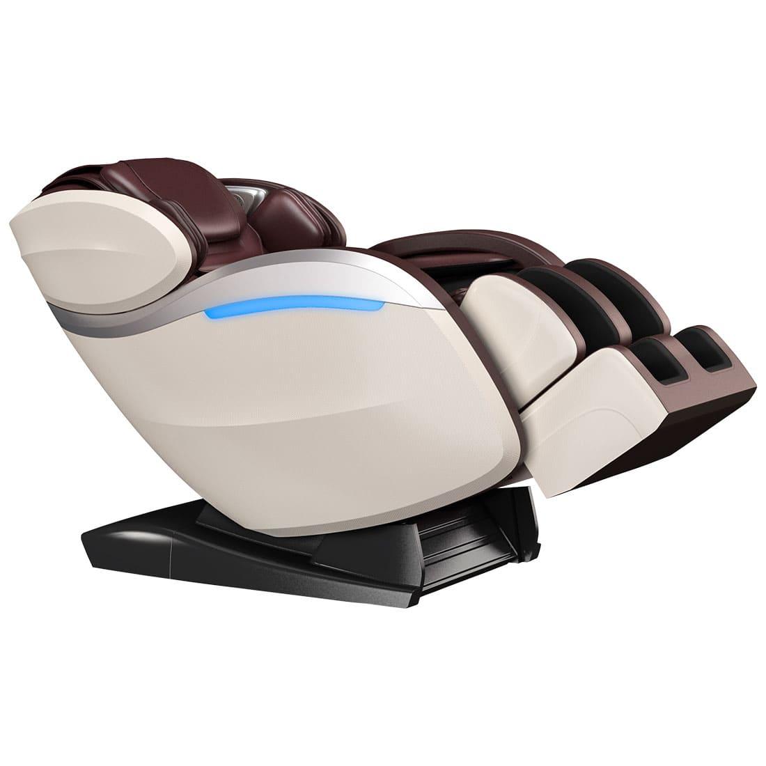 Futuro Массажное кресло (коричнево-бежевое)