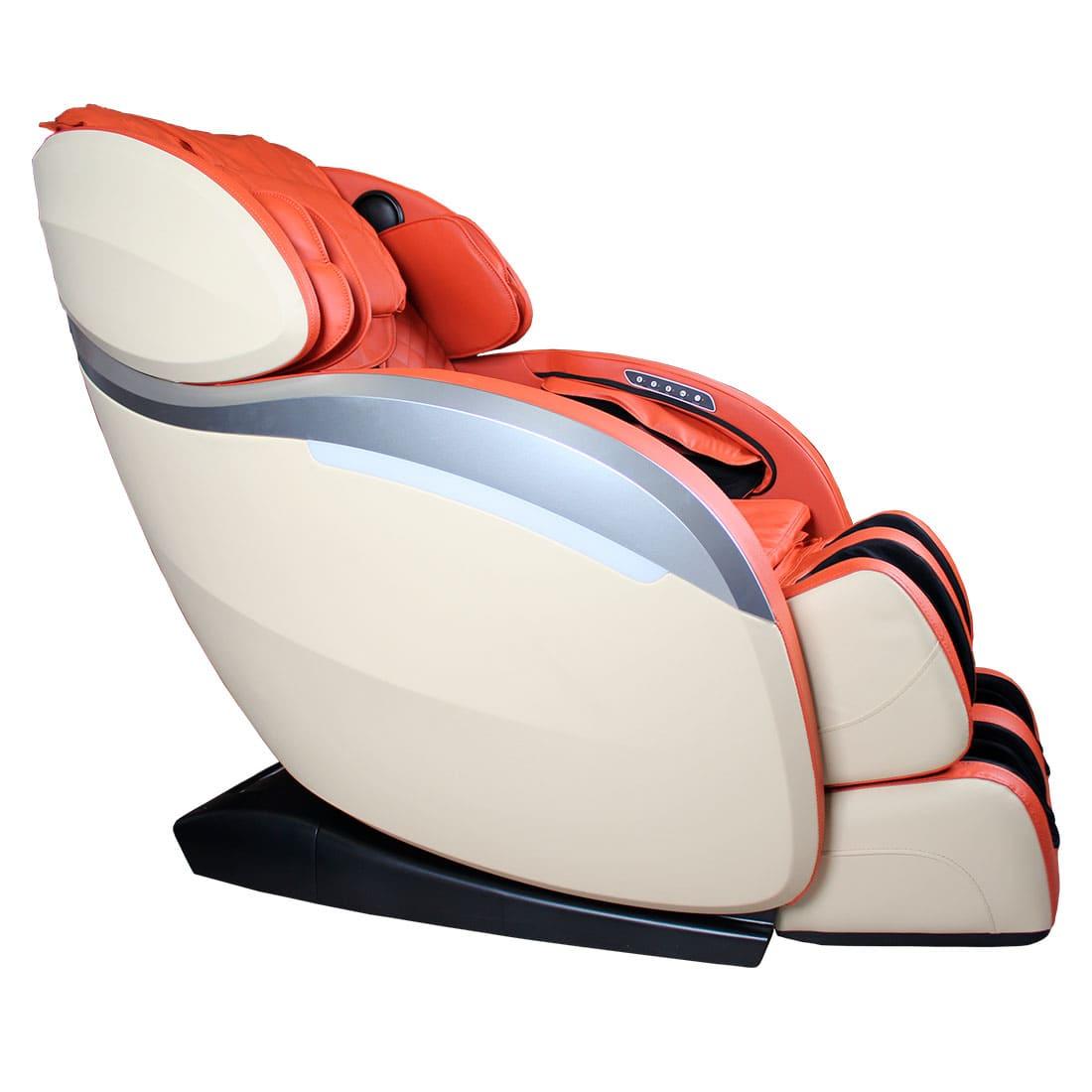 Futuro Массажное кресло (оранжево-бежевое)