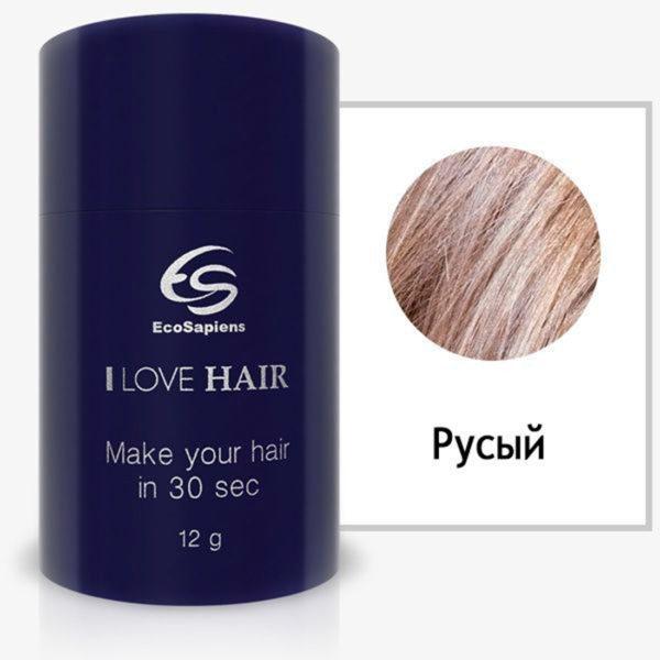I Love Hair загуститель для волос (русый)