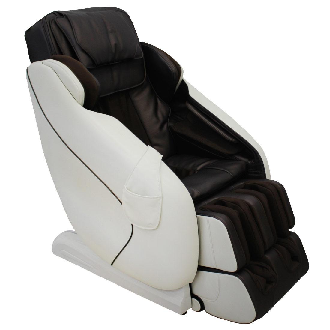 Imperial массажное кресло (бежево-коричневое)
