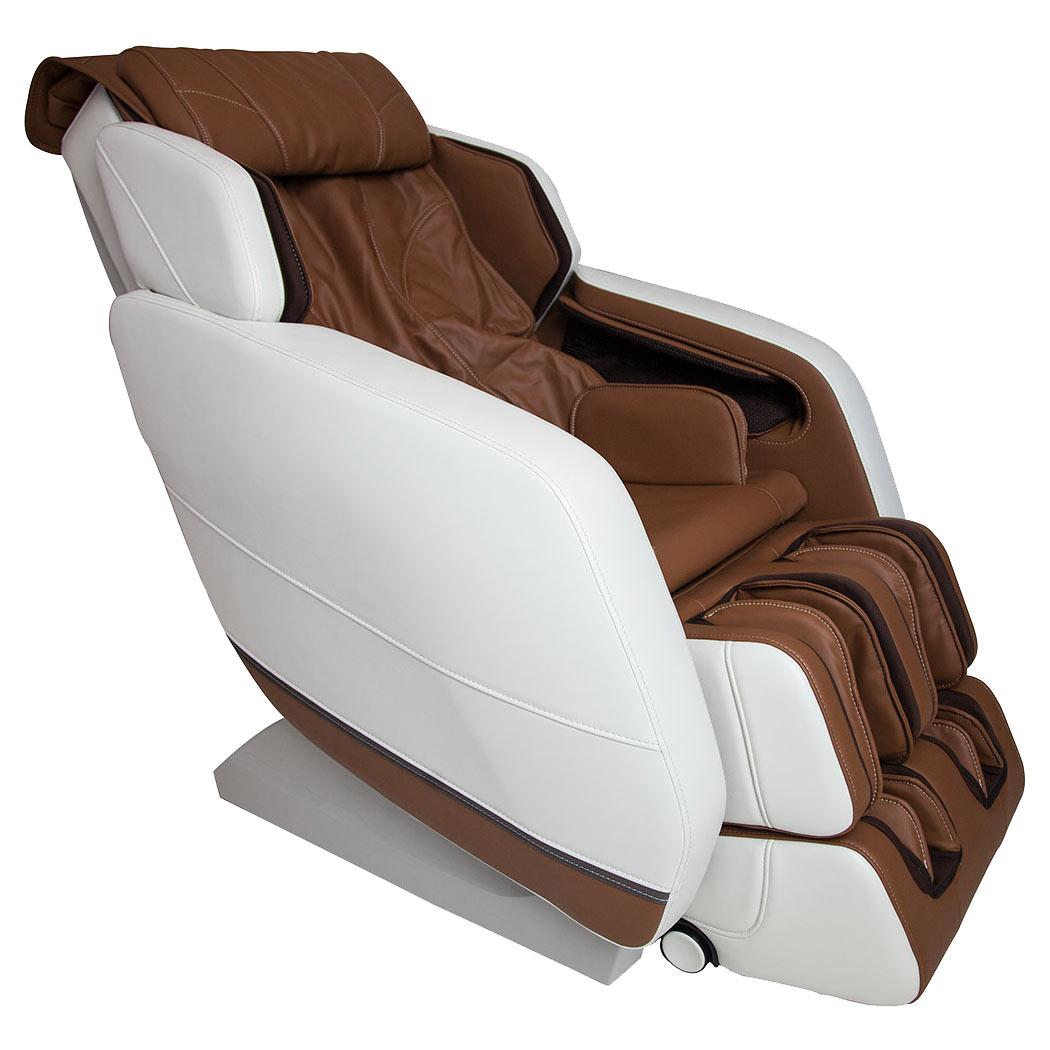 Integro массажное кресло (бежево-коричневое)