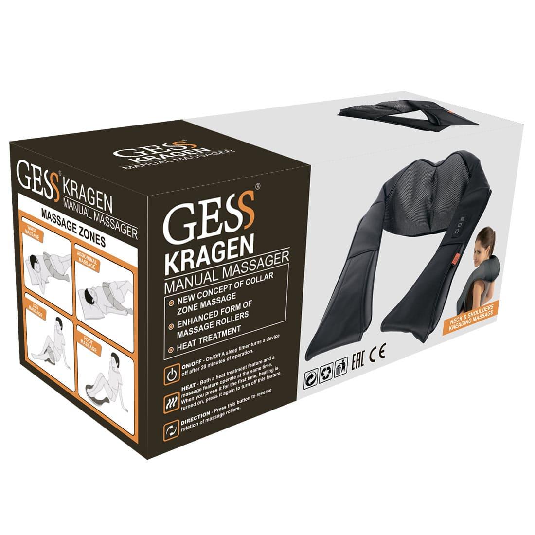 Kragen массажная подушка для шеи и плеч