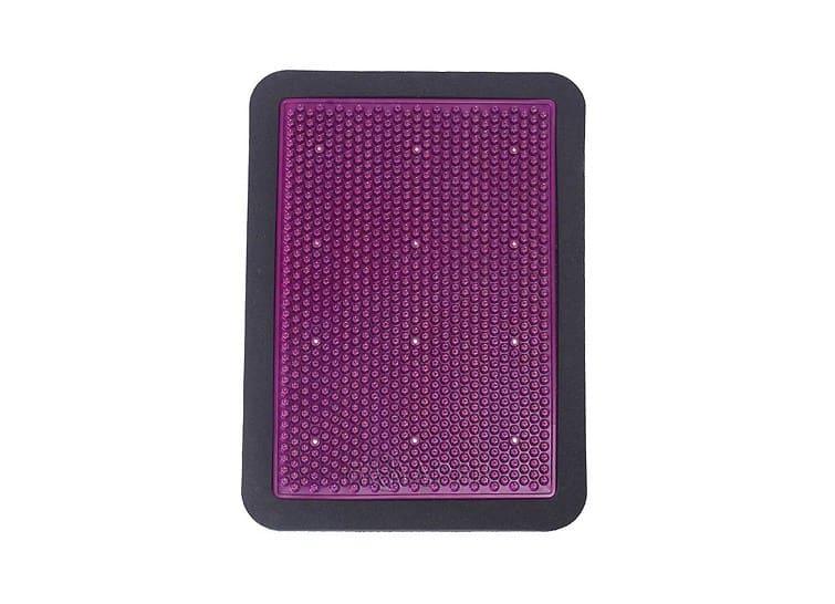 Аппликатор Кузнецова металломагнитный на мягк.подложке15х22см полиметал,фиолетовый