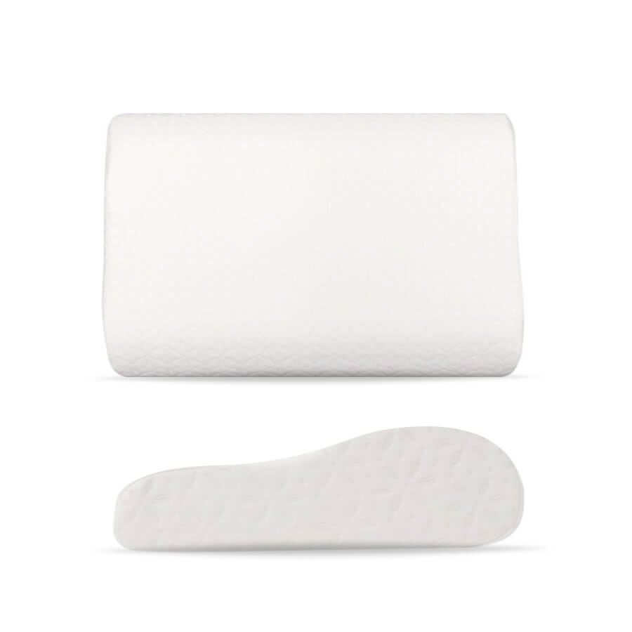 Memory ортопедическая подушка с эффектом памяти (50х32х8/10 см)