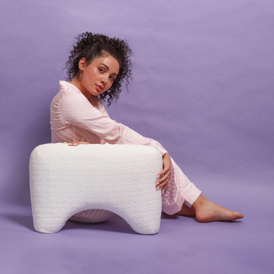 Ortosleep PRO ортопедическая подушка с эффектом памяти  (60x40x13 см)