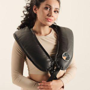 Tap Pro ударно-кулачковый массажер для шеи и плеч