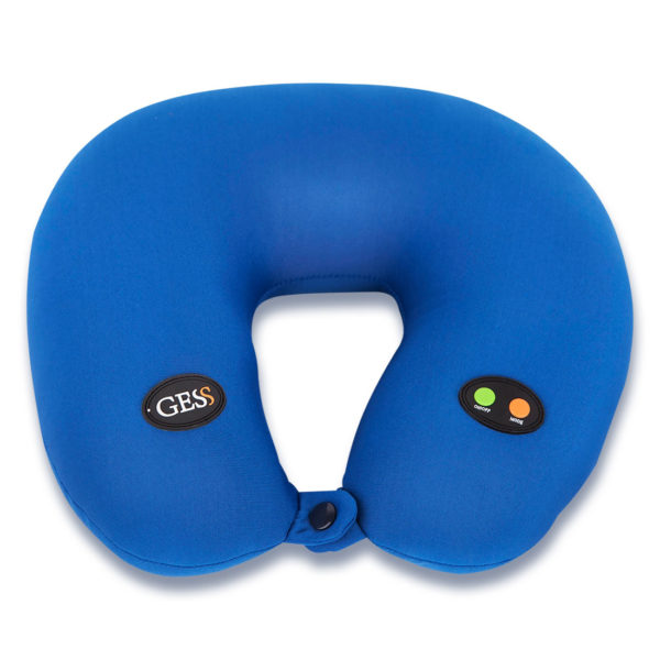 uNeck blue массажная подушка