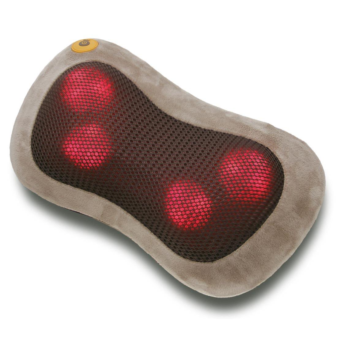 uShiatsu массажная подушка для шеи
