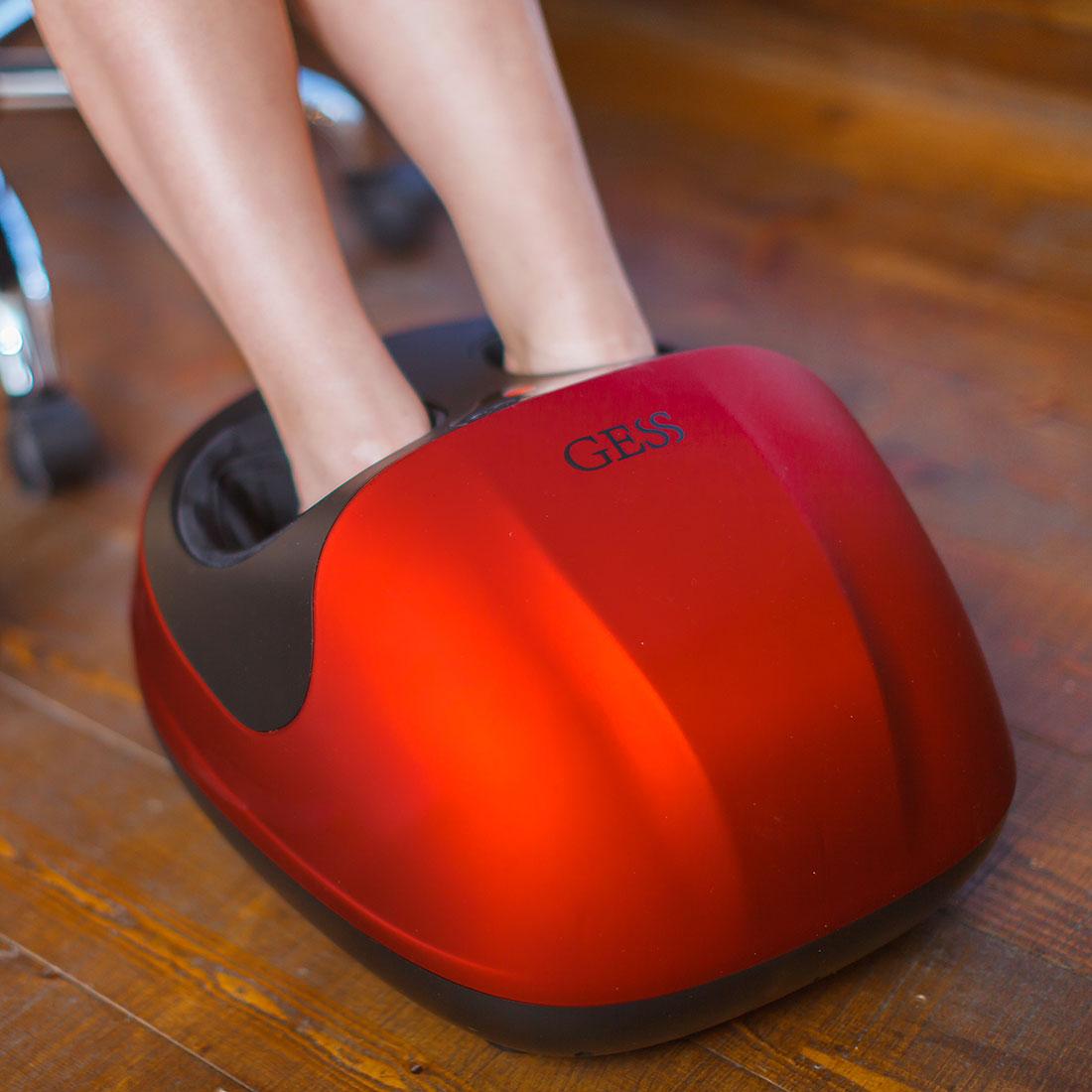 Velvet массажер для ног