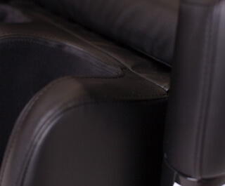 Optimus Массажное кресло (коричневое)