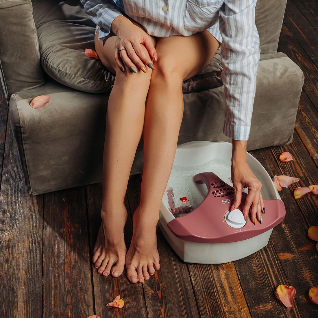Lovely Feet гидромассажная ванночка для ног