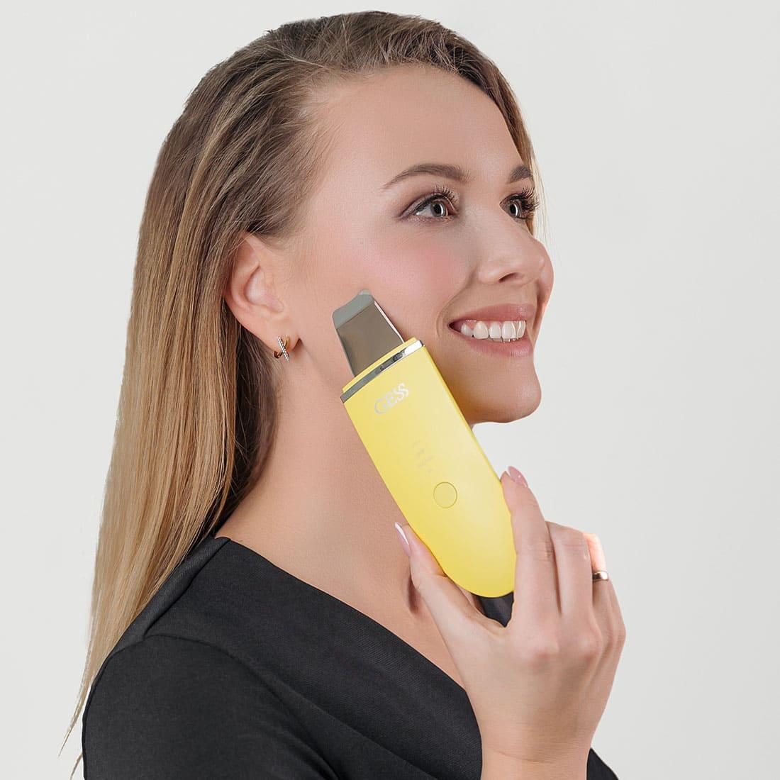 Exotic ультразвуковая чистка для лица